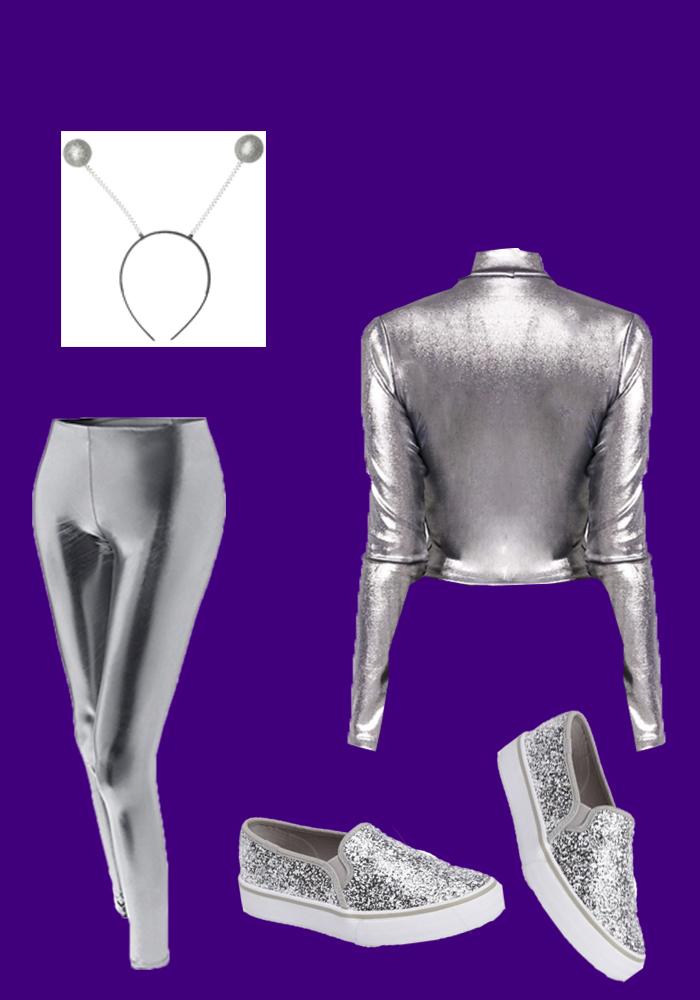 alien outfit